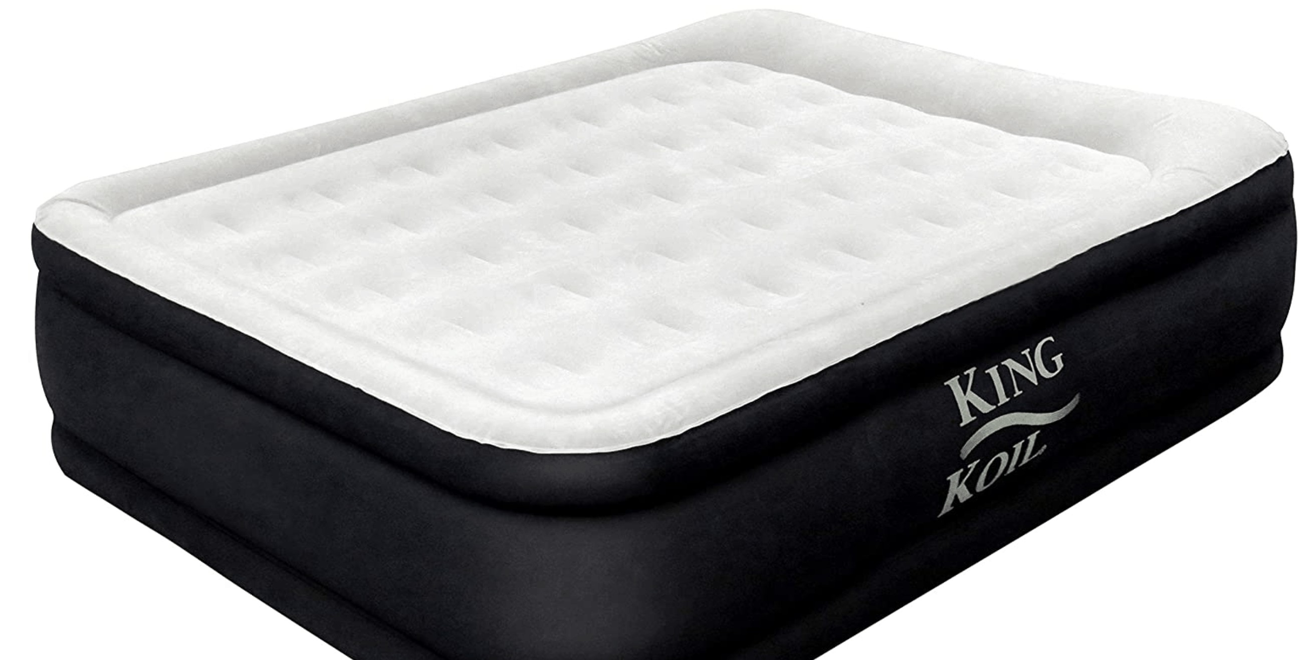 Camping Air Mattresses for Heavy Persons