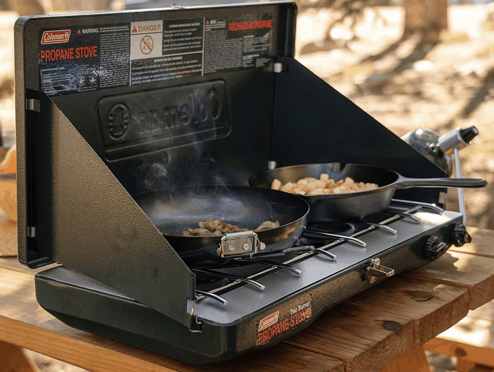 Portable Gas Stoves for Camping